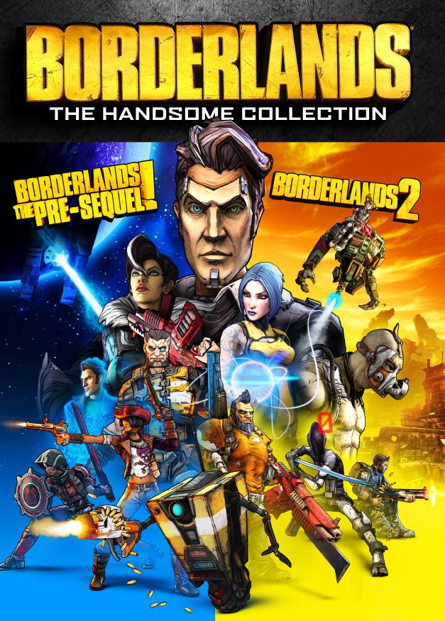 Borderlands The Handsome Collection Keygen