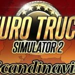 Euro Truck Simulator 2 Scandinavian Expansion CD Key