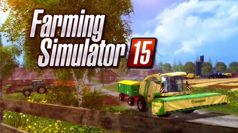 Farming Simulator 15 serial code
