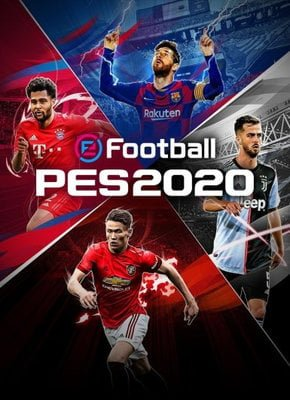 eFootball PES 2020 game key